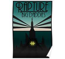 Bioshock Clean Rapture Art Work  Poster