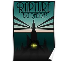 Bioshock Clean Rapture Art Work  Poster