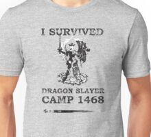Dragon Slayer Camp 1468 Unisex T-Shirt