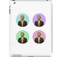 freemanXfour iPad Case/Skin