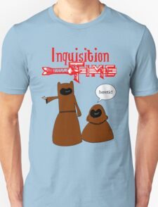 Inquisition Time with Finn and Jake T-Shirt