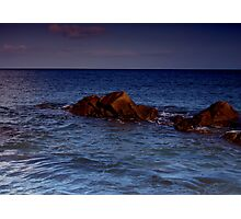 The Irish Sea Photographic Print