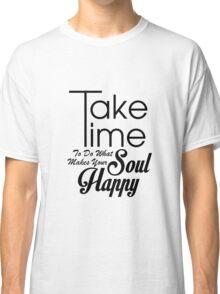 Happy Soul Classic T-Shirt