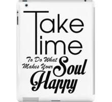 Happy Soul iPad Case/Skin