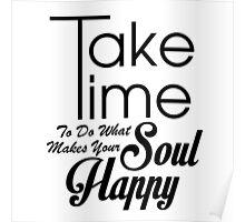 Happy Soul Poster