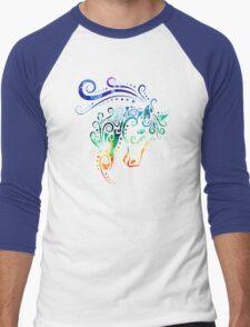 Inked Horse Men's Baseball ¾ T-Shirt