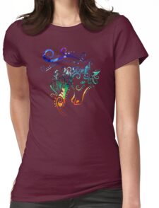 Inked Horse Womens Fitted T-Shirt