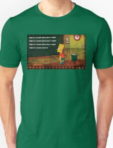 Clever Quote Unisex T-Shirt