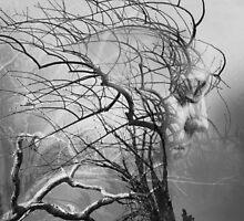 the Tree Spirit by blacknight