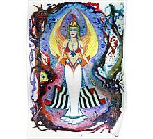 KHAOS ~ Goddess of AIR Poster