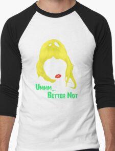 FAT AMY Men's Baseball ¾ T-Shirt