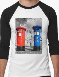 Snail Mail, Royal Windsor Men's Baseball ¾ T-Shirt