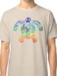Inked Sea Turtle Classic T-Shirt