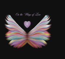 On The Wings Of Love by saleire