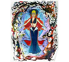 TETHYS ~ Goddess of Water Poster
