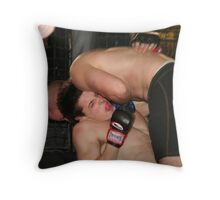 Pin Down Throw Pillow