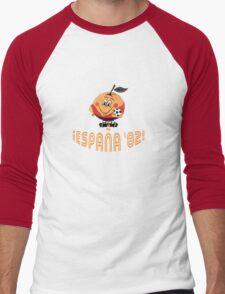 Spain 82 Men's Baseball ¾ T-Shirt