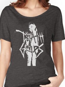 Death Grips | MC Ride (white) Women's Relaxed Fit T-Shirt