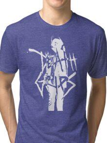 Death Grips | MC Ride (white) Tri-blend T-Shirt