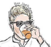 None Of My Business Niall by bandate