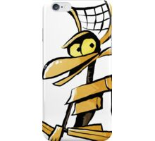Crow T Robot iPhone Case/Skin