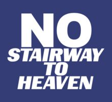 No Stairway? Denied! by createdbyjustin