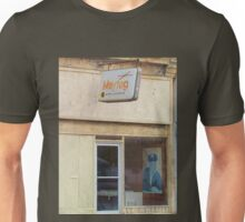 The Maytag repairman is still waiting Unisex T-Shirt