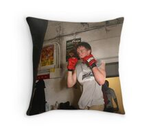 Young Training Throw Pillow