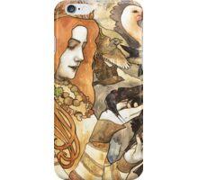 Autumn Aurora iPhone Case/Skin