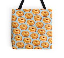 Glazed Doughnut Pattern Tote Bag