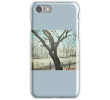 Tree Alone iPhone Case/Skin