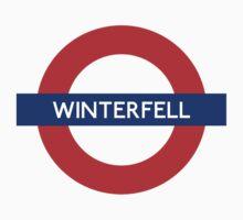 Winterfell Underground by Heidi Cox
