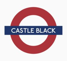 Castle Black (The Wall) Underground by Heidi Cox