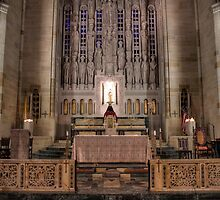 Sanctuary, Our Lady of Hope, Philadelphia by PhillyChurches
