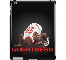 G.O.A.T. iPad Case/Skin