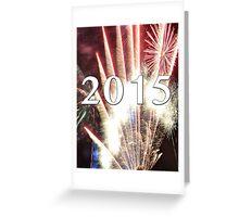 2015 Cheer Greeting Card