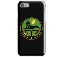 Chechen coat of arms iPhone Case/Skin