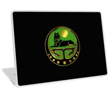 Chechen coat of arms Laptop Skin