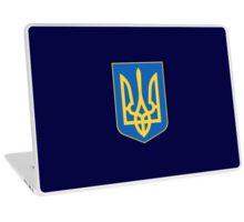 Coat of arms of Ukraine Laptop Skin