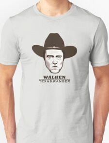Christopher Walken - Walken, Texas Ranger Unisex T-Shirt