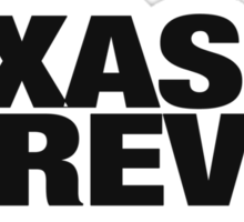 TEXASFOREVER Sticker