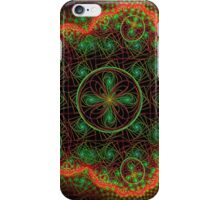 Xaos Flower iPhone Case/Skin