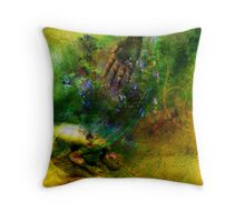 Healed Throw Pillow