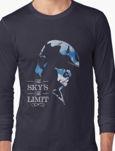 THE SKY'S THE LIMIT Long Sleeve T-Shirt