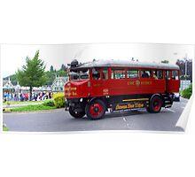 Steam Bus Poster