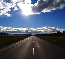 Lost Highway by Paul Carson