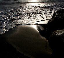 Calm Surf by Shannon B
