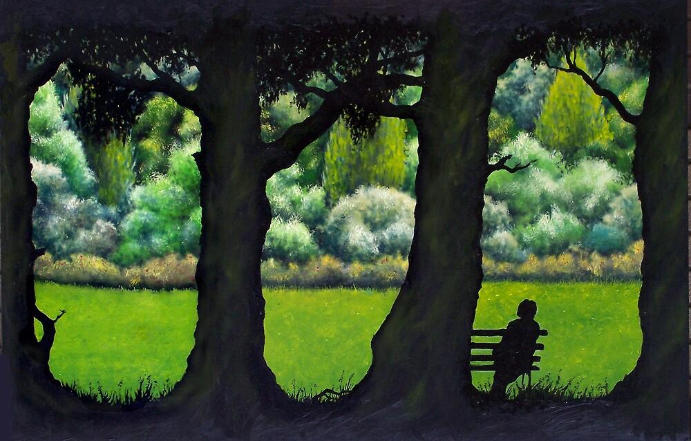 the Park Bench by Karsten Stier