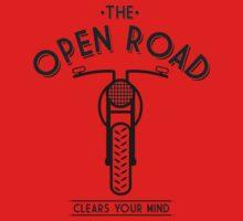 THE OPEN ROAD Kids Tee