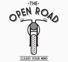 THE OPEN ROAD One Piece - Long Sleeve